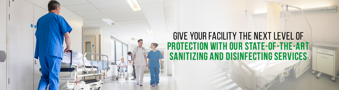 Germinator's Commercial Sanitizing and Disinfecting Service Will Help Ensure Peace of Mind